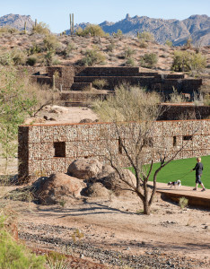"""The resulting project has established a new standard for the design and implementation of a truly sustainable public park within a sensitive desert context,"" said the landscape architect. Photo Credit: Bill Timmerman"