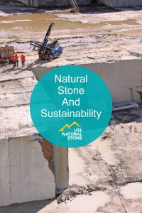 natural stone sustainability
