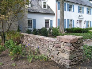 Pennsylvania Fieldstone. Photo courtesy of Lurvey Landscape Supply.