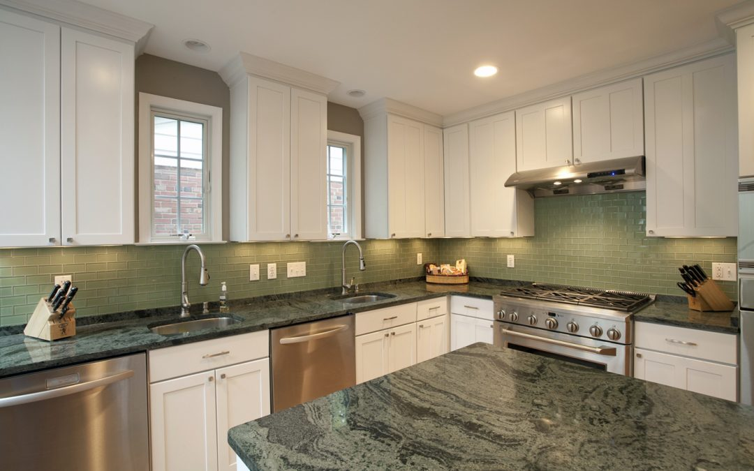 Going Green with Granite