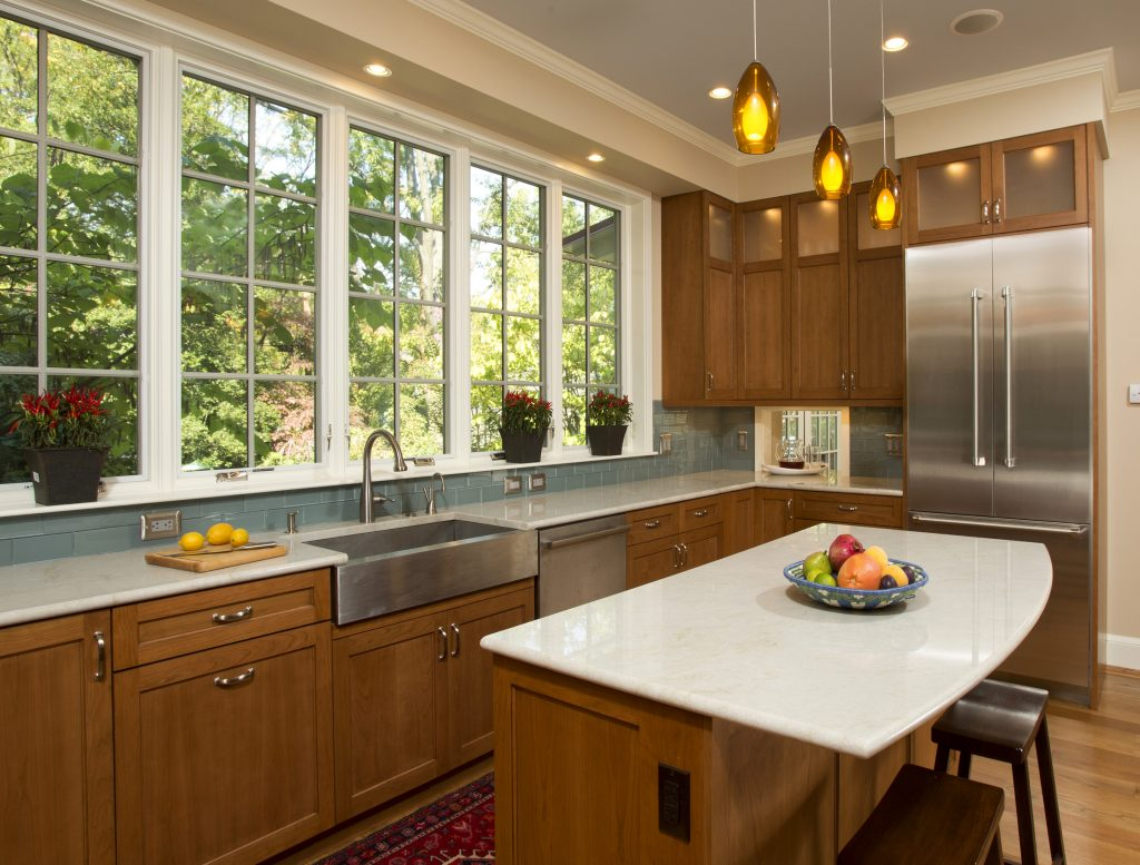 Two-Tone Solution: Mixing Natural Stone in the Kitchen & Mixing Natural Stone in the Kitchen | Use Natural Stone