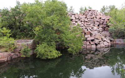 Creative Reclamation: Quarry Park and Nature Preserve