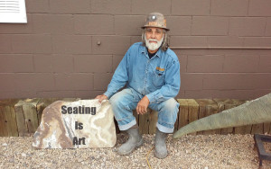 "Pete ""the Miner"" Incardona loves stone and is living the life he loves harvesting rare minerals in the Arizona desert."