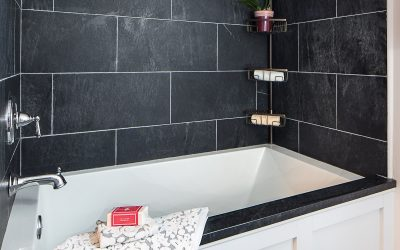 Singing the Praises of Natural Stone in the Shower
