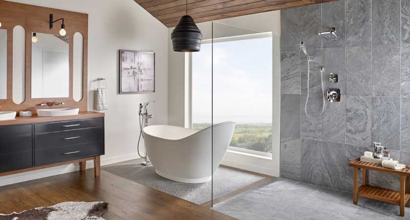 Natural Stone In The Shower | What You Need To Know