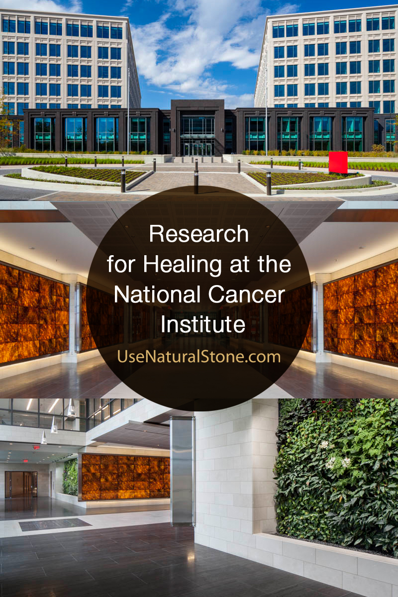 Research for Healing at the National Cancer Institute