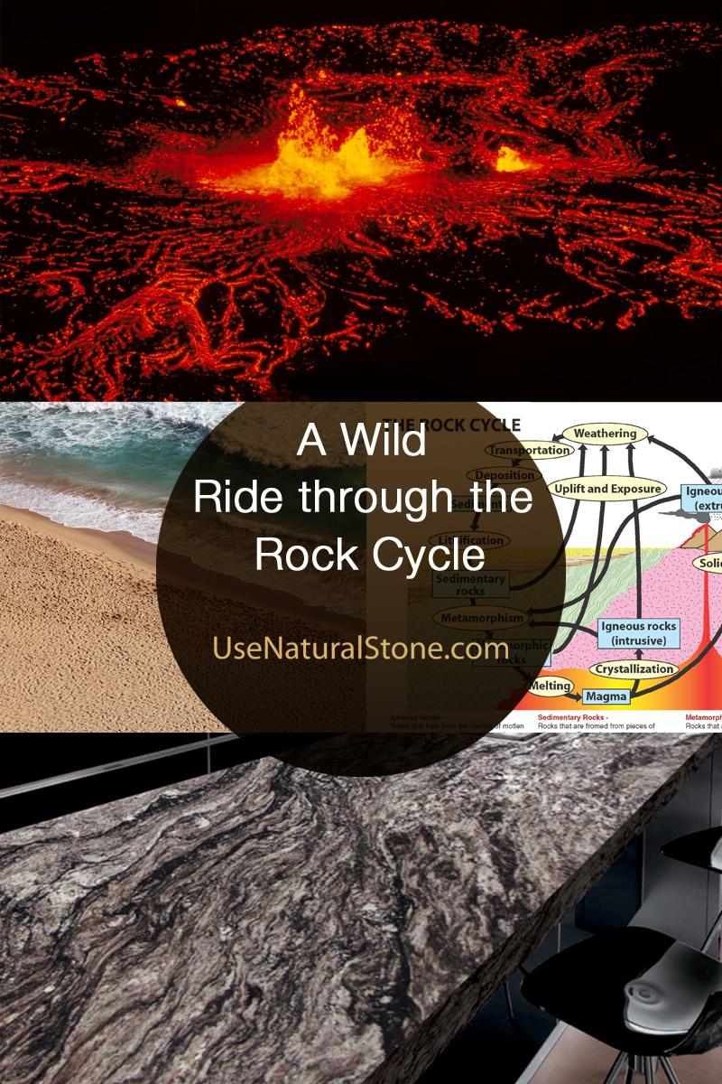 A Wild Ride through the Rock Cycle
