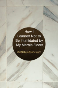 intimidated marble floors