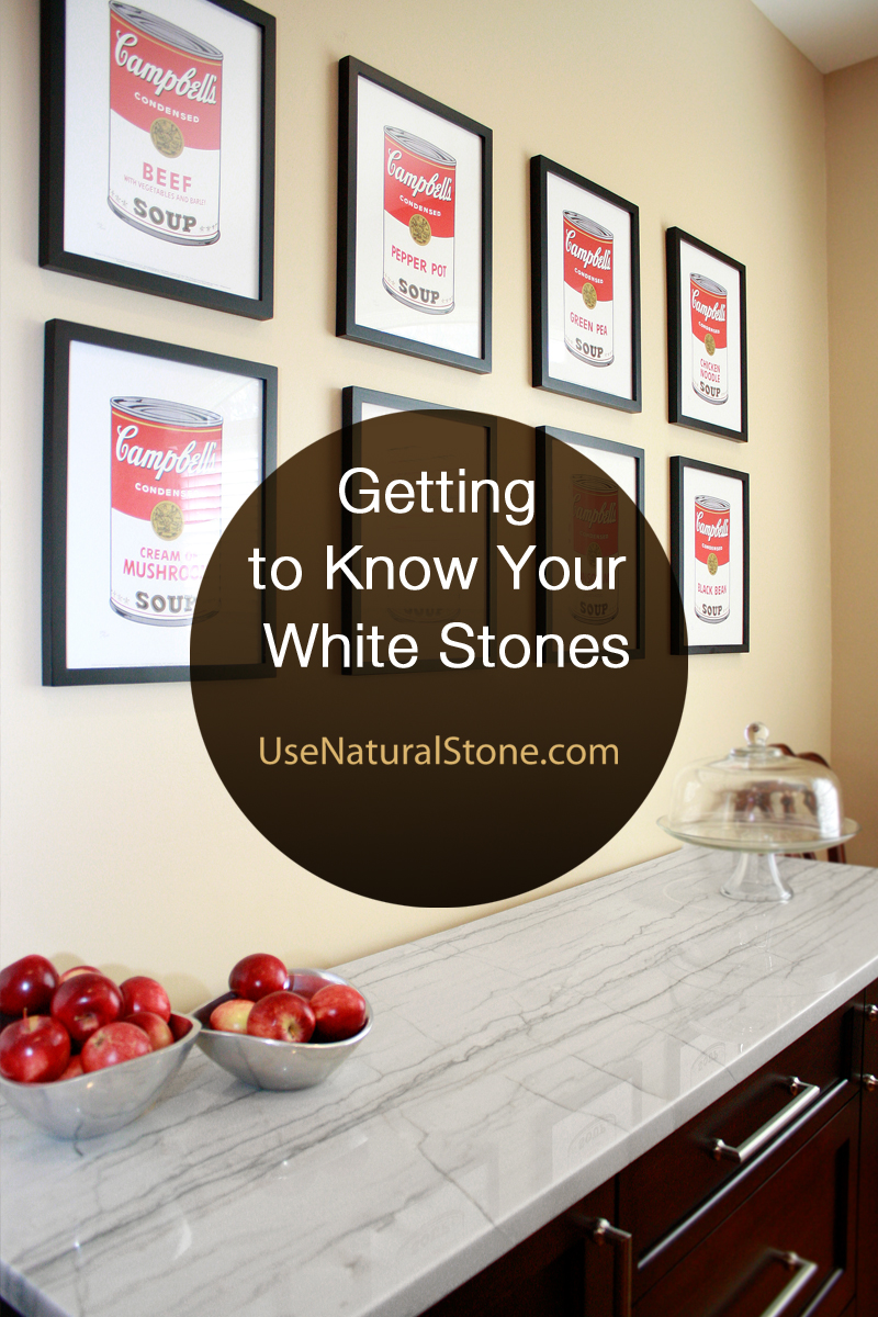 Getting to Know Your White Stones
