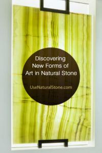 stone is art