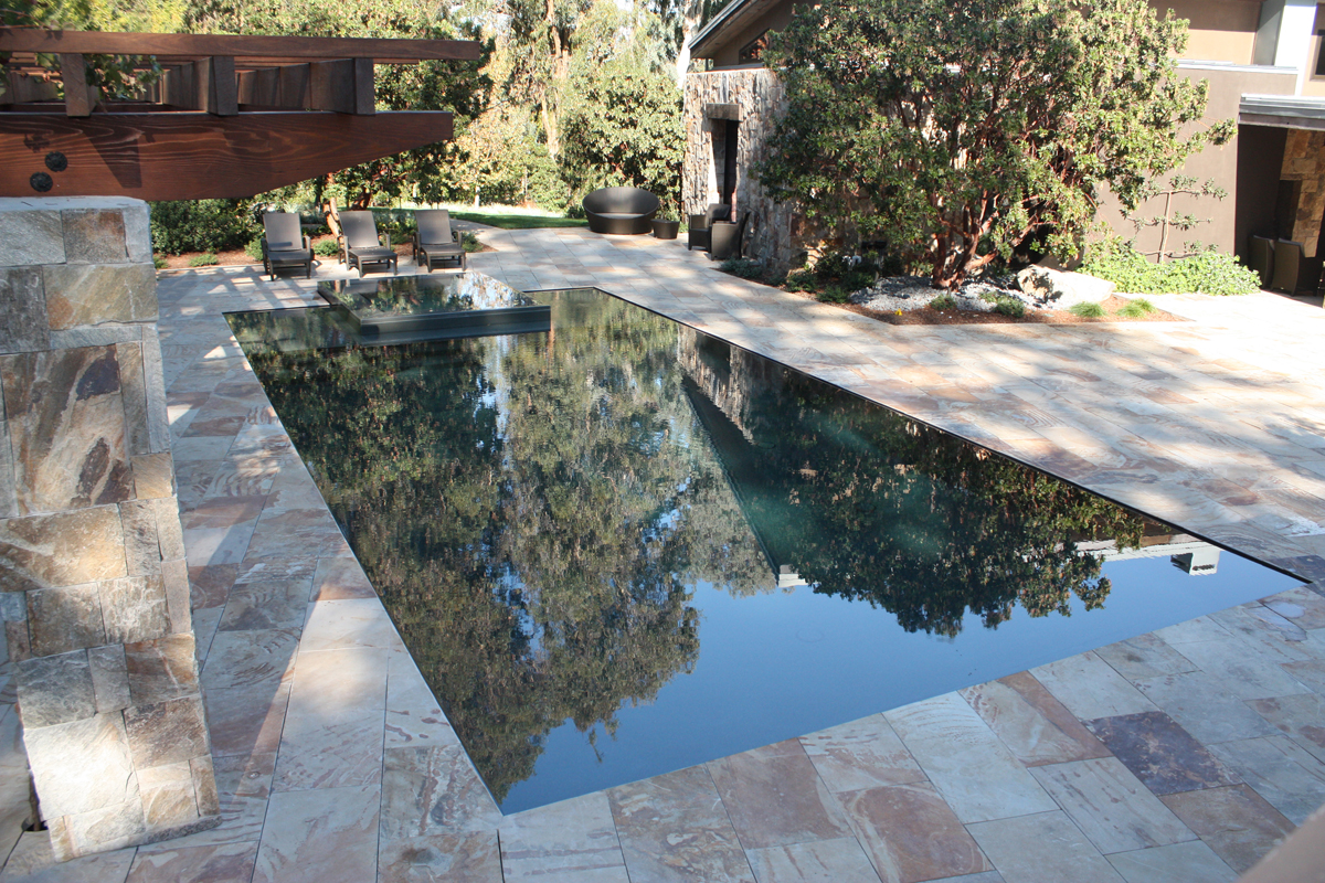 Natural Stone Pool Deck Why Natural Stone Is Your Best Choice For A Poolside Surface  Use