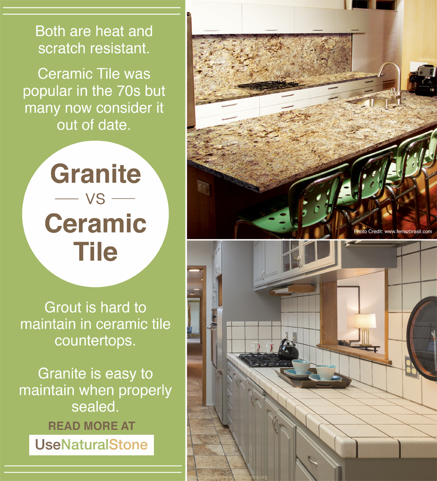 0dedd4b7128a96 Granite vs. Ceramic Tile Countertops