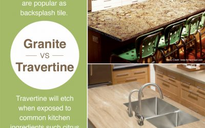 Granite vs. Limestone & Travertine