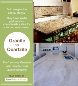 granite vs quartzite