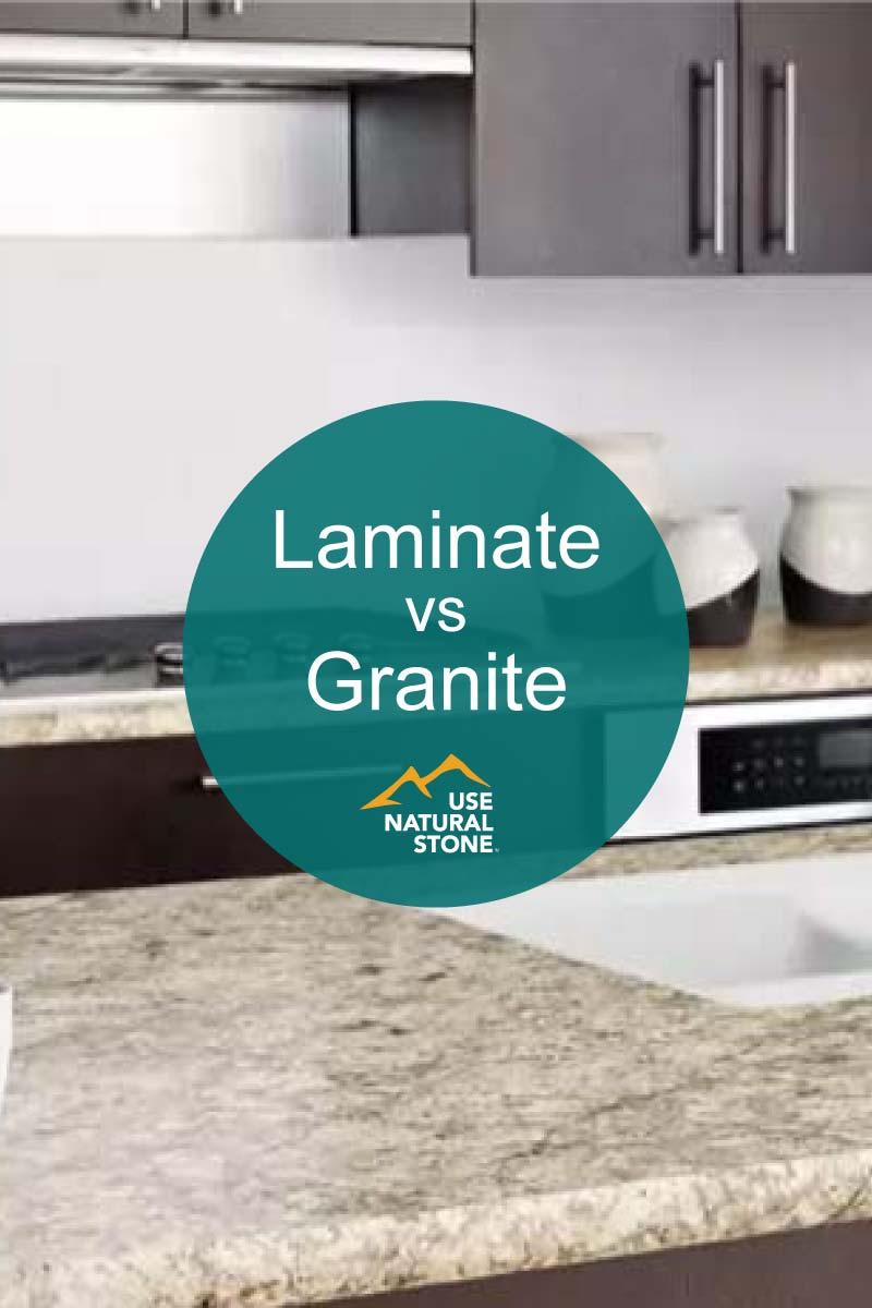 Granite Vs Laminate Countertops What