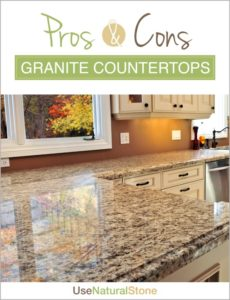 countertop comparisons chart