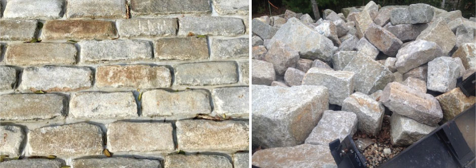 Saving a Piece of History with Natural Stone - Use Natural Stone
