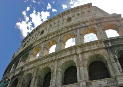 The-Colosseum-is-made-from-Tivoli-travertine.