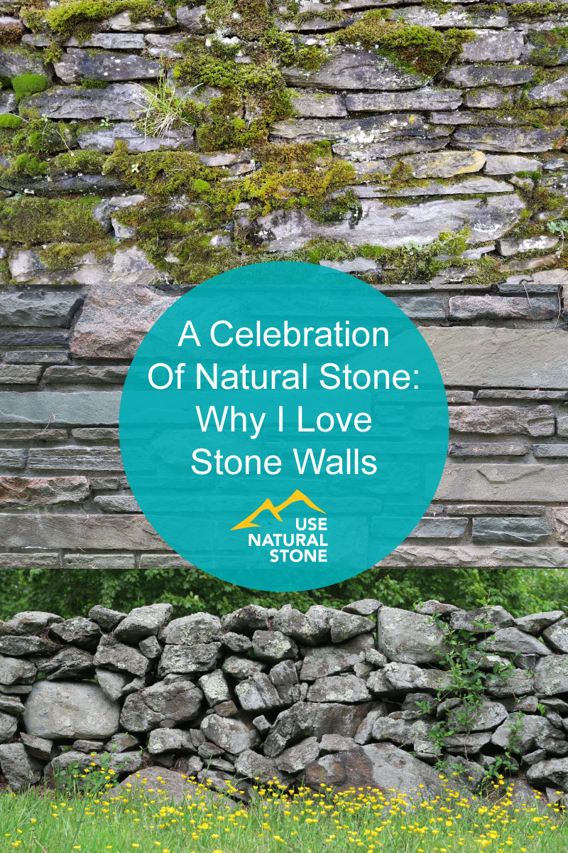 A Celebration Of Natural Stone Why I Love Stone Walls