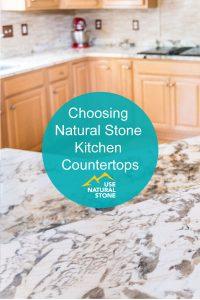 choosing natural stone countertops