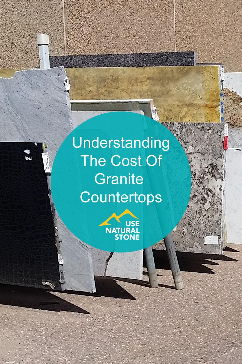 Understanding the cost of granite countertops use for Pricing for granite countertops
