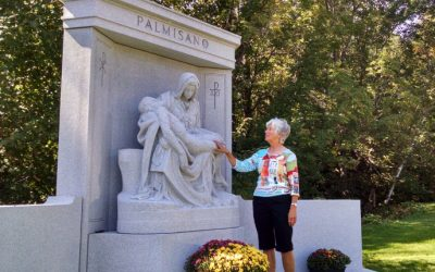 A Cemetery's Life-Affirming Stories in Stone