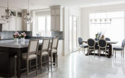 Natural Stone is Featured Prominently in Healthy Home Showcase