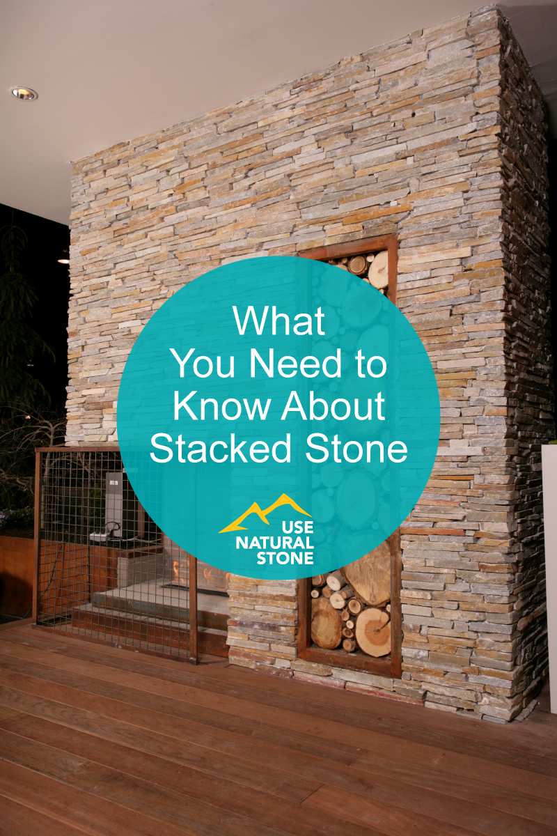 What You Need To Know About Stacked Stone Use Natural