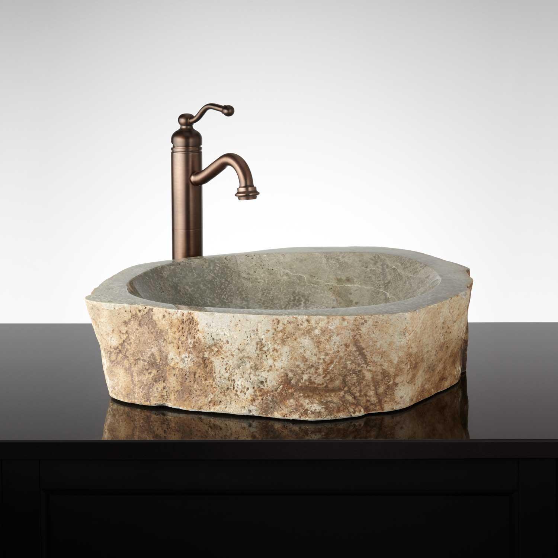 Stone Bathroom Sink Bowl