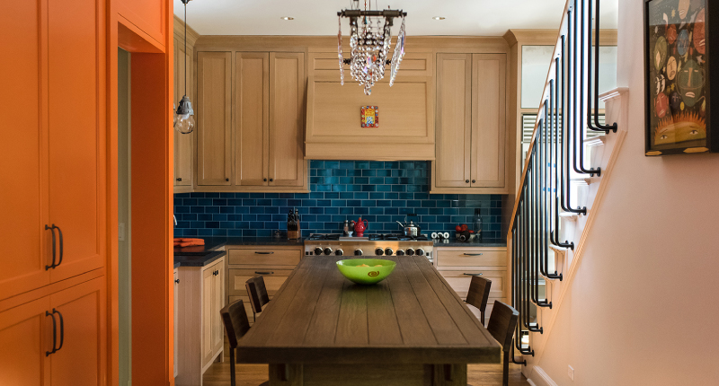 Designing Kitchens with Personalities: What's Popular Right Now