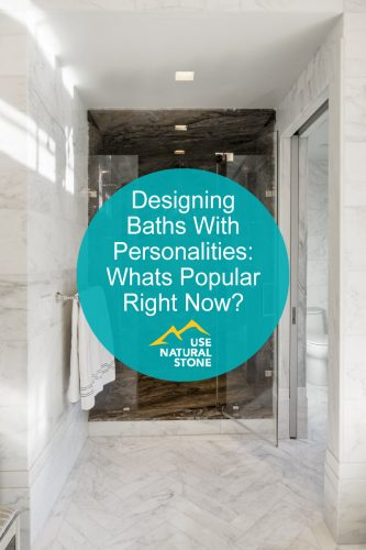 designing bathrooms