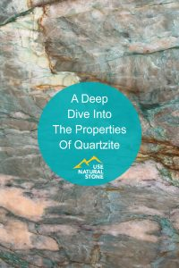 properties of quartzite