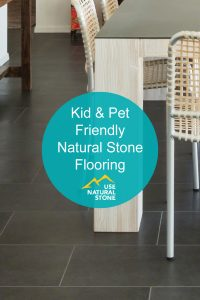 pet friendly stone floor