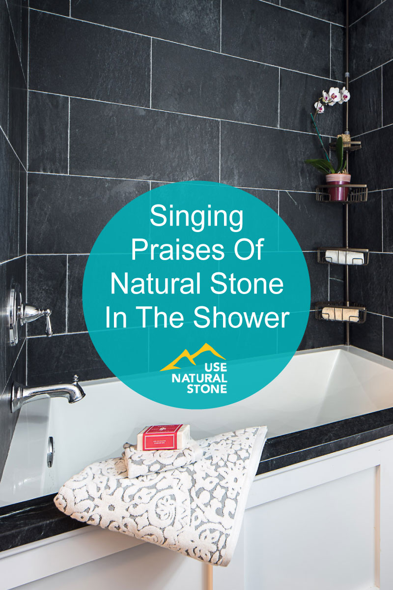 Natural Stone In The Shower What You Need To Know