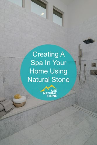 creating a home spa