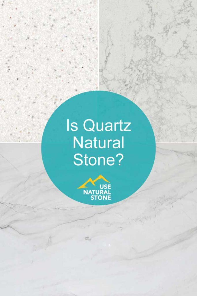 is quartz natural stone?