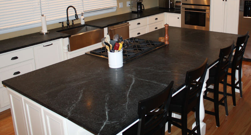 Caring for Soapstone Countertops
