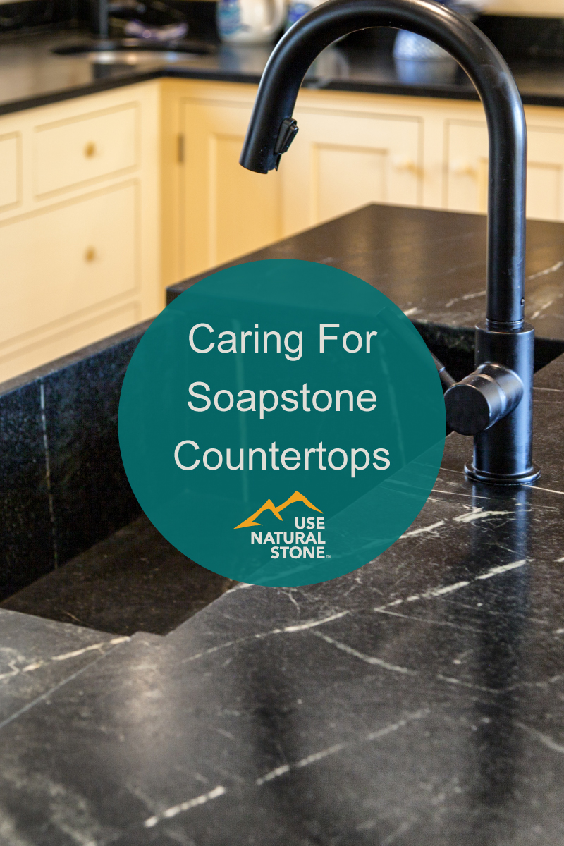 Caring for Soapstone Countertops - Use Natural Stone on recycled glass countertop, granite countertop, lava stone countertop, bluestone countertop, natural kitchen countertops, natural bamboo countertop, natural quartz countertop, natural limestone countertop, plastic laminate countertop, natural stone countertop, natural butcher block countertop, natural agate countertop, natural concrete countertop,