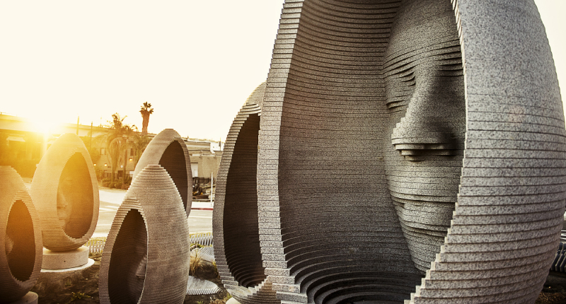 Creativity Drives Sustainable Natural Stone Projects