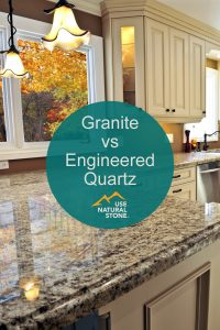 granite vs engineered quartz countertops