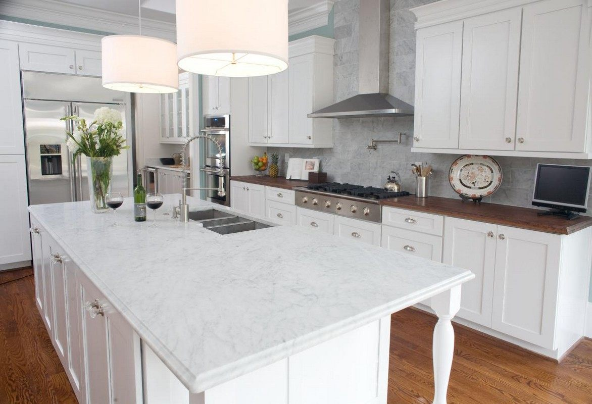Granite Vs Engineered Quartz For Your Kitchen Countertop