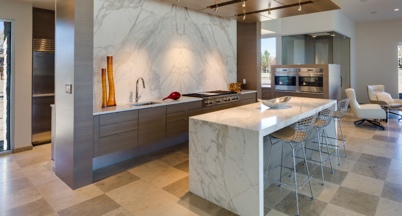 How Do Your Countertop & Flooring Choices Impact the Environment?
