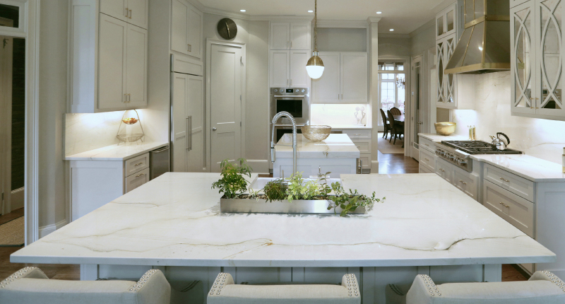 Natural Quartzite and Engineered Quartz: What's the Difference?
