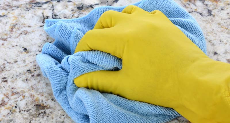 Eco-friendly Cleaning Practices for Natural Stone