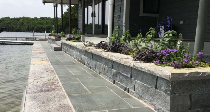 How to Freshen Up Your Outdoor Space Using Natural Stone