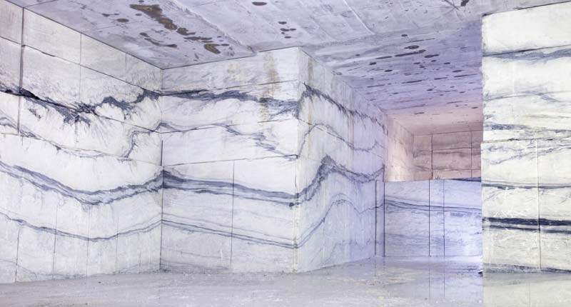 A Mountain with a Heart of Marble: Going Underground with Vermont Danby Marble