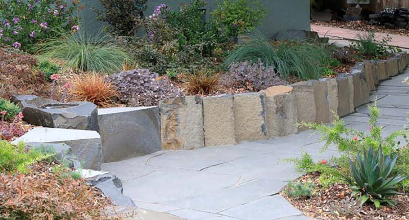 Using Natural Stone to Create a Backyard Respite