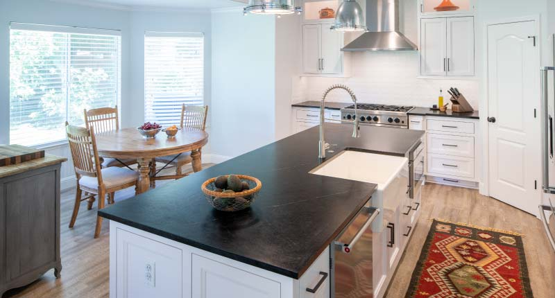 From the Chemistry Lab to the Kitchen: Soapstone Offers Much More Than a Passing Grade