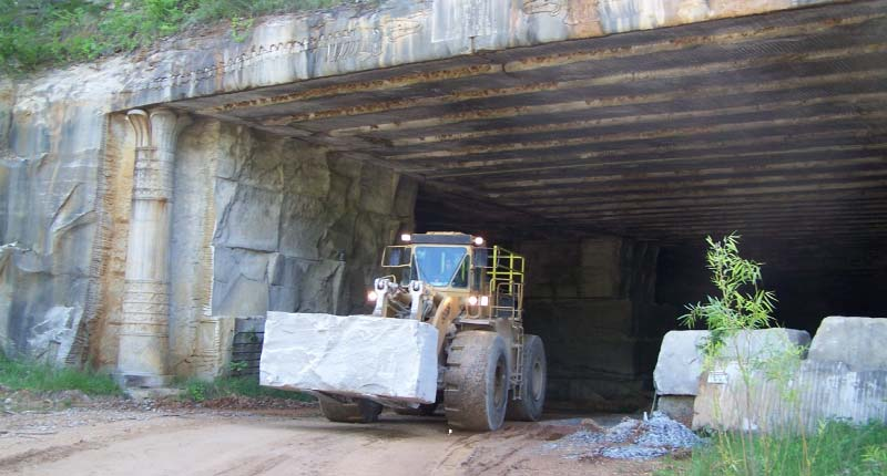 Alabama Underground: The Transformation of Vetter Stone's Alabama Quarry