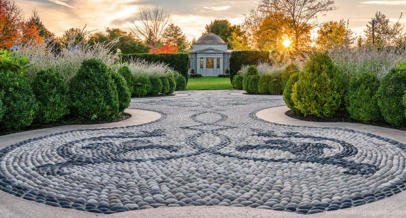More Than a Final Resting Place: Natural Stone Use at the Boch Garden Pavilion